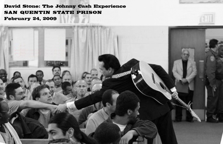 David Stone: The Johnny Cash Experience