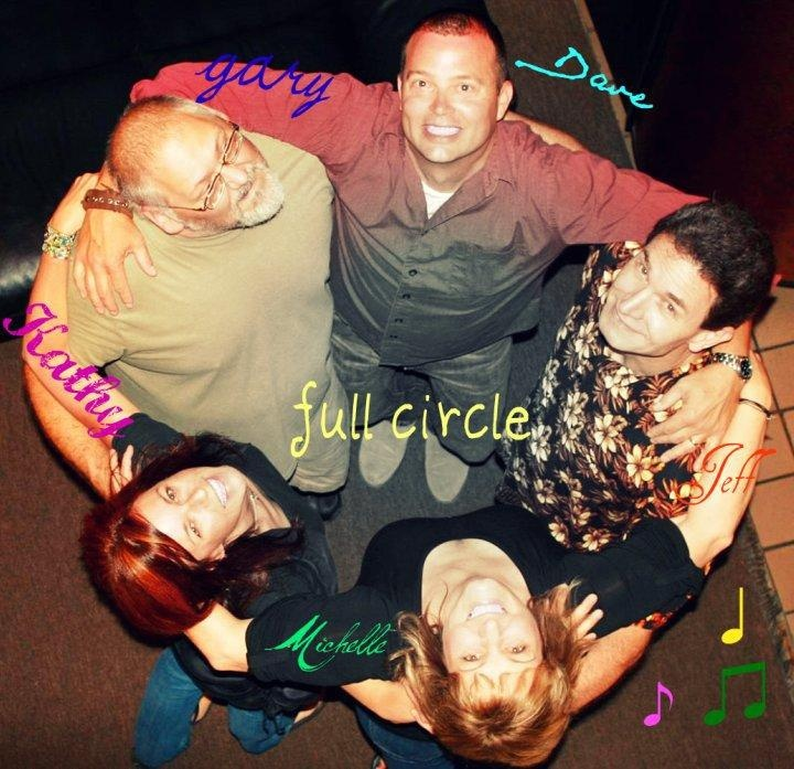 Seacrets offers some of the best live music in Ocean City, featuring artists like Full Circle.