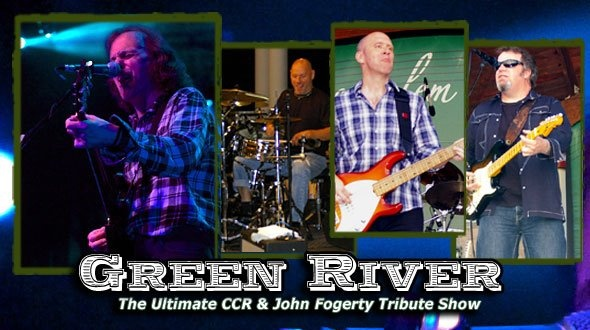 Green River – The Ultimate CCR Tribute Show