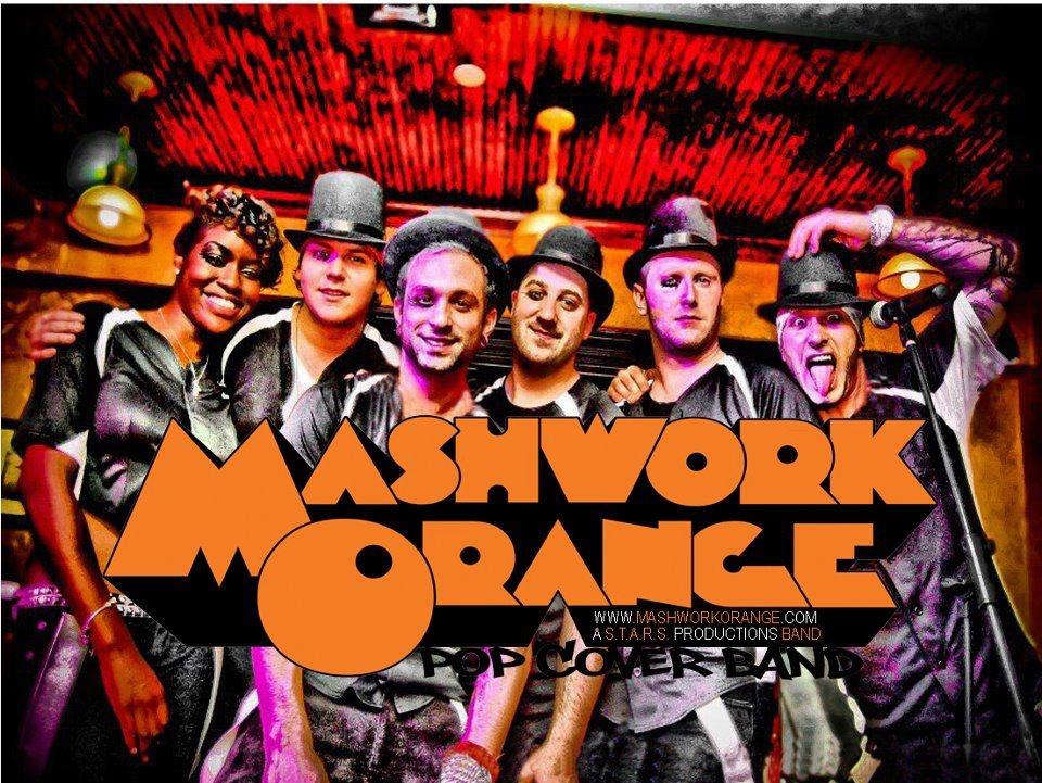 Mashwork Orange