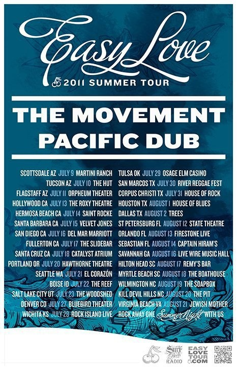 The Movement with Pacific Dub