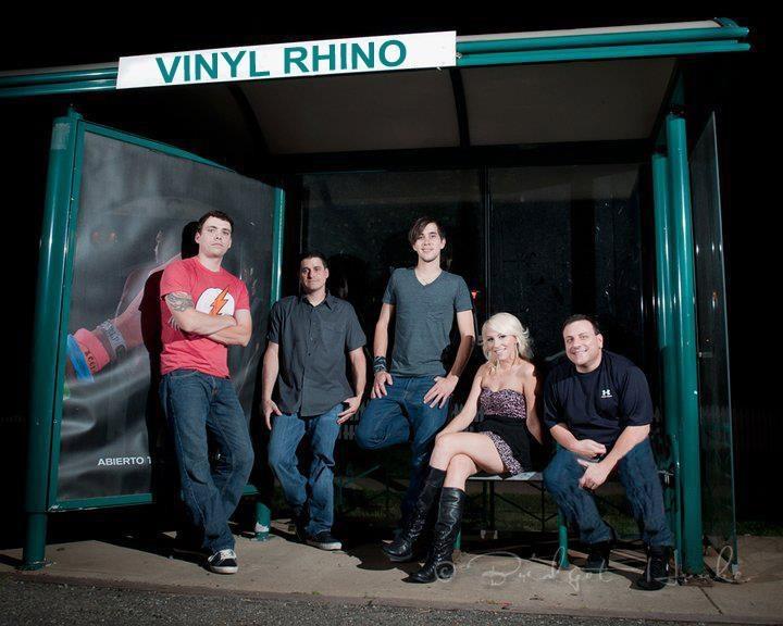 Vinyl Rhino