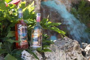 Seacrets Blood Orange Vodka and Coconut Rum in Ocean City, MD.
