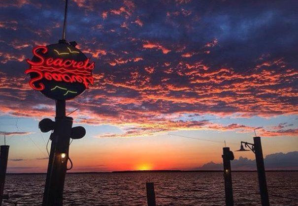 Dinner Special: 1/2 Price Steak Chesapeake