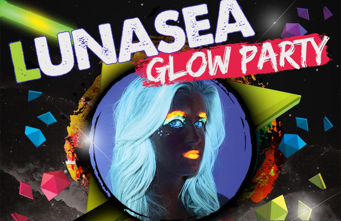 LUNASEA Full Moon Glow Party!