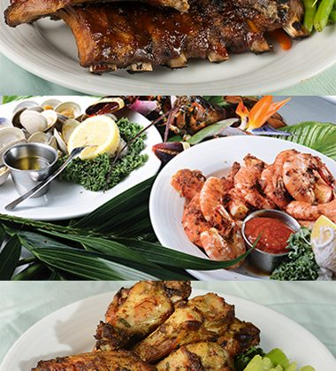 Happy Hour Food Specials (Sat)