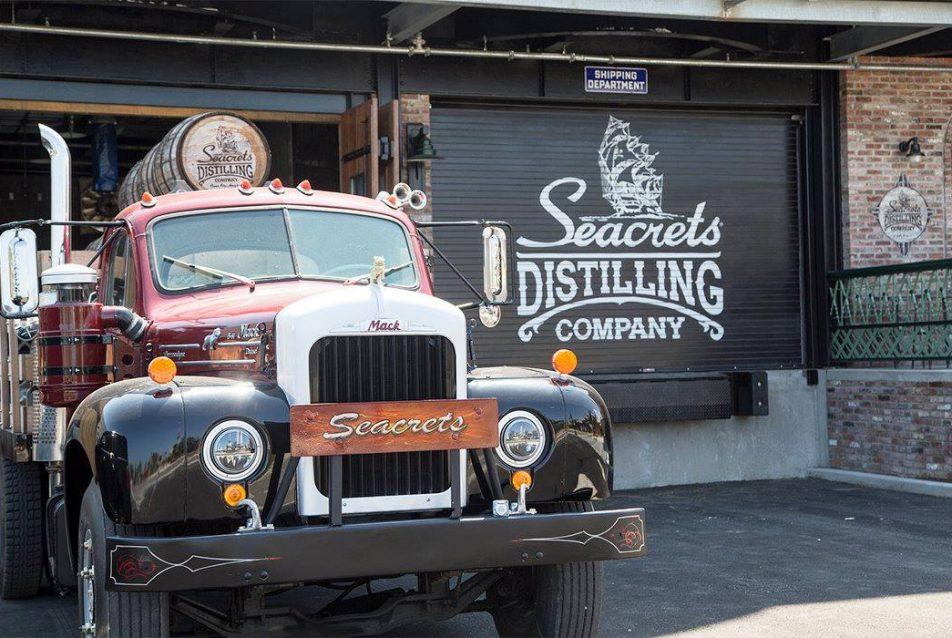 Seacrets Distillery Tours