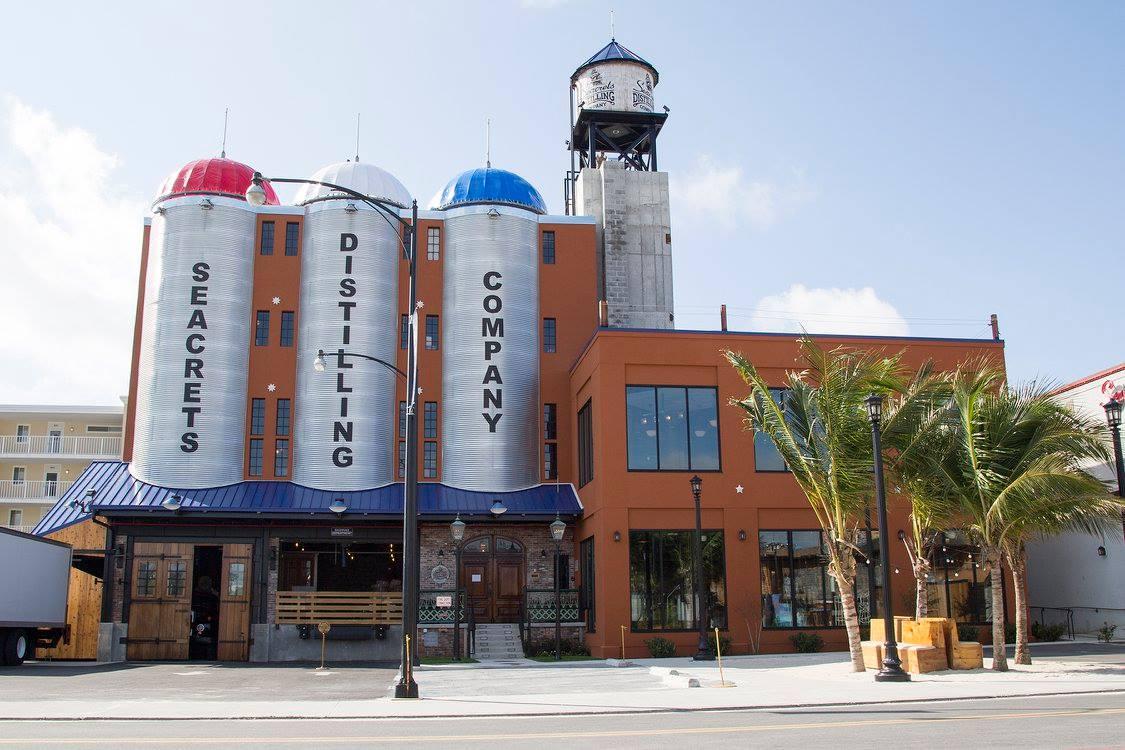 seacrets distilling company seacrets ocean city md