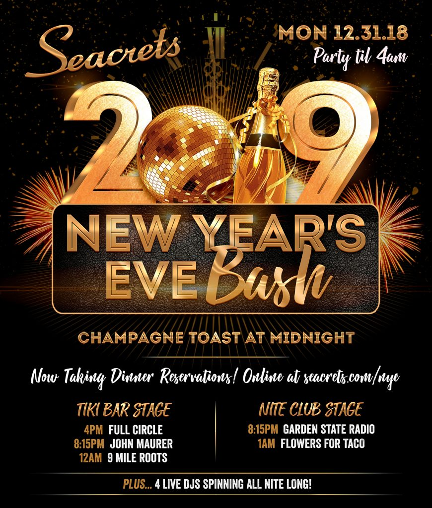 New Years Eve Bash! | | Ocean City MD