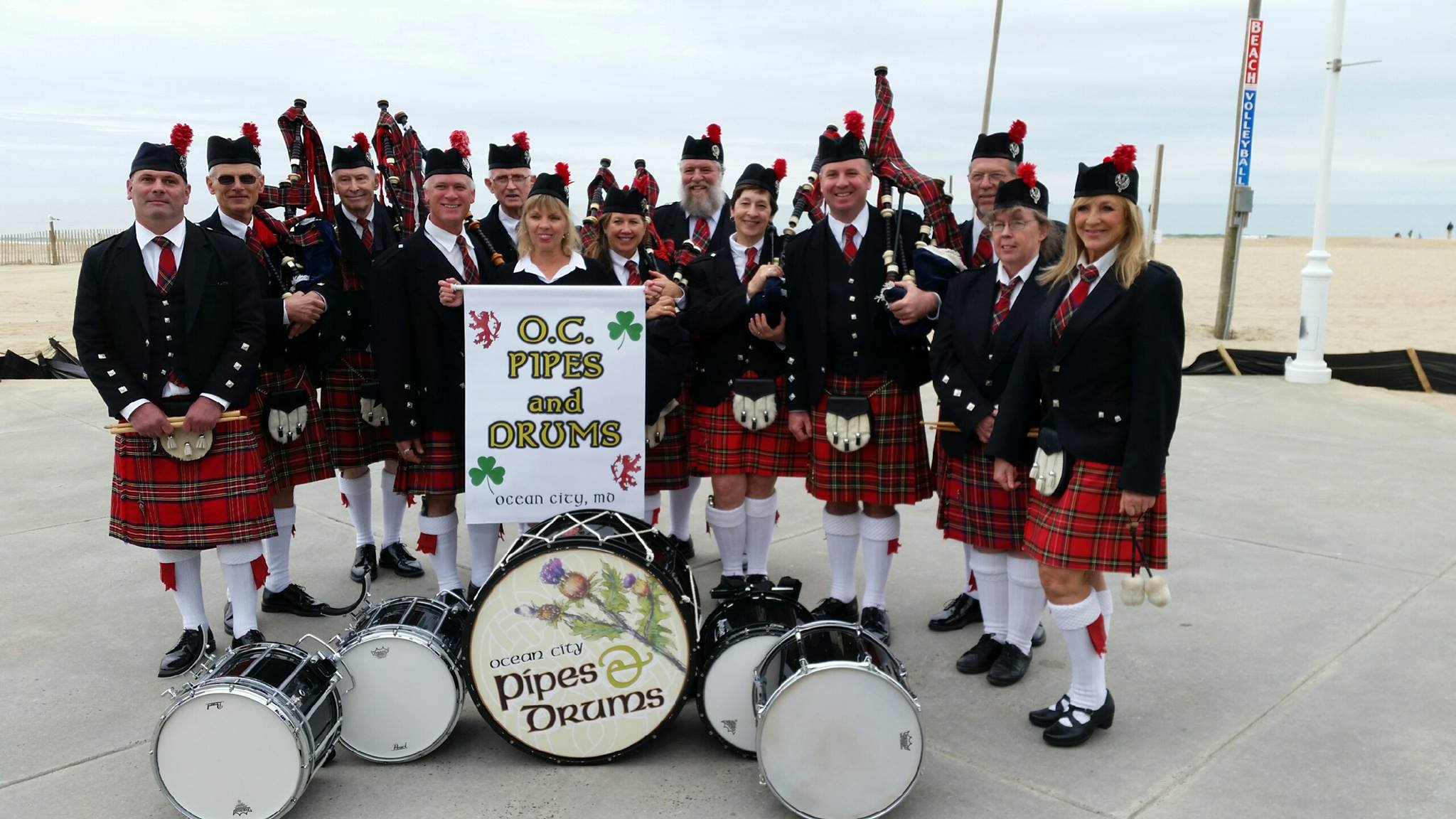 Ocean City Pipes & Drums
