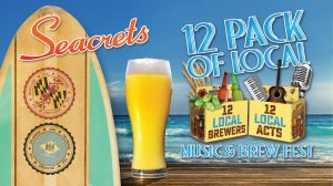 12 Pack of Local Music & Brew Fest