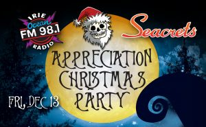 Ocean 98 & Seacrets Christmas Party