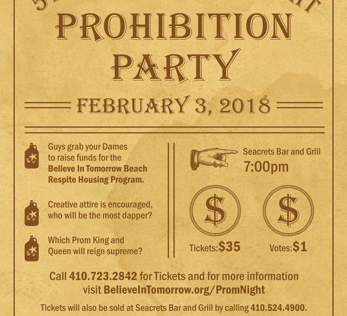 Believe In Tomorrow's Prom Night