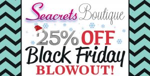 Boutique Black Friday Sale