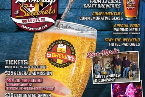 Shore Craft Beer Fest: Love On Tap