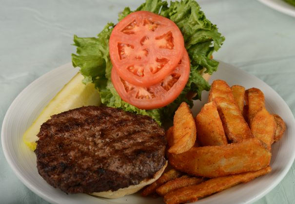 Lunch Special: 1/2 Price Burgers