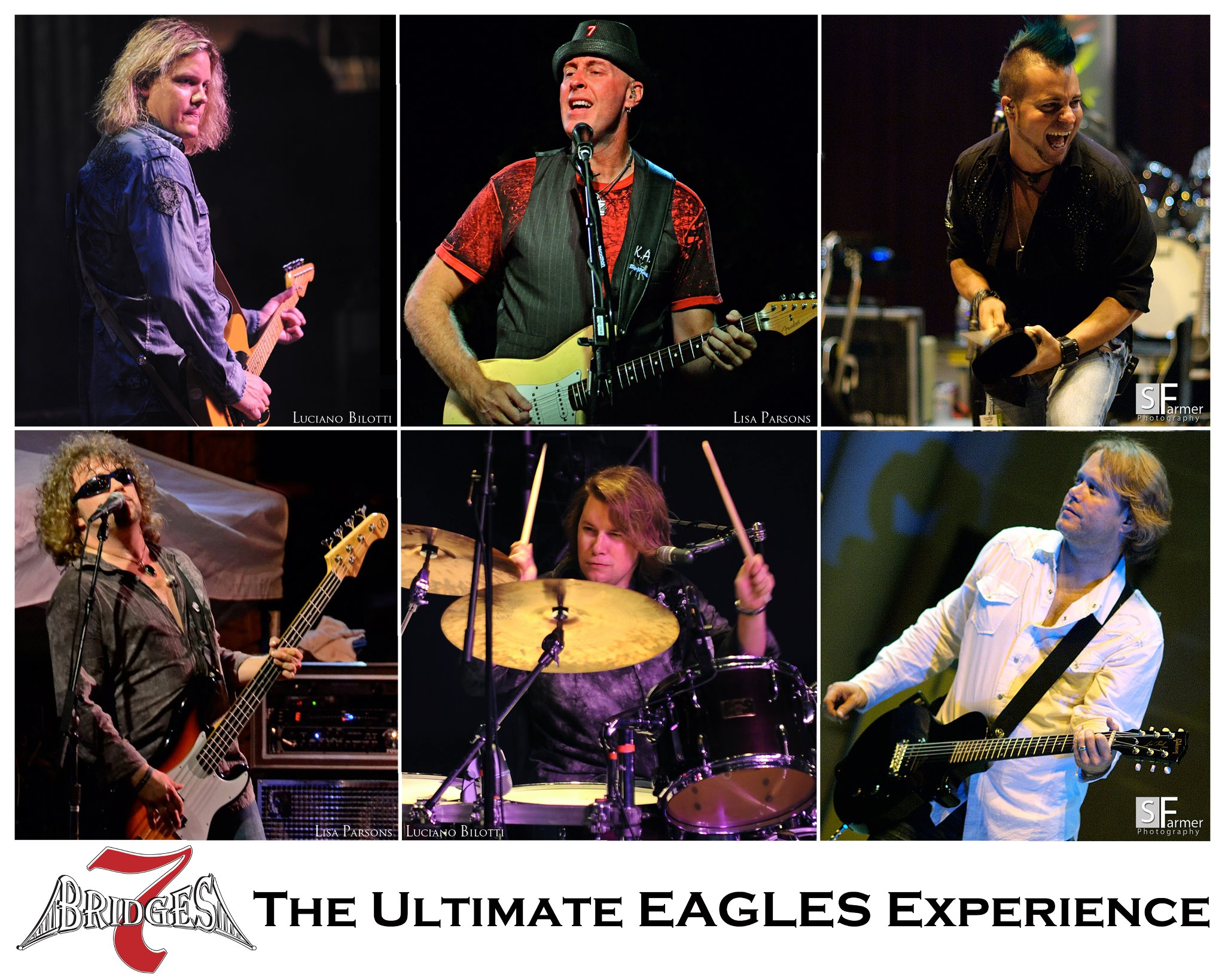 The Ultimate Eagles Experience At Circle Square Cultural Center Ocala Fl