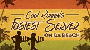 Fastest Server on Da Beach