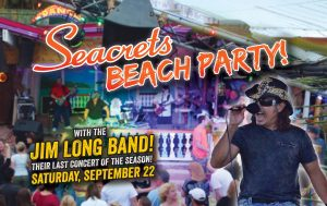 Jim Long Band: Last Concert of the Season
