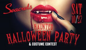 Halloween Party & Costume Contest