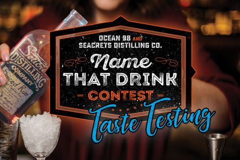 Name That Drink Contest: Live Taste Testing
