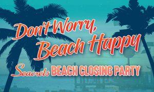 Beach Closing Party