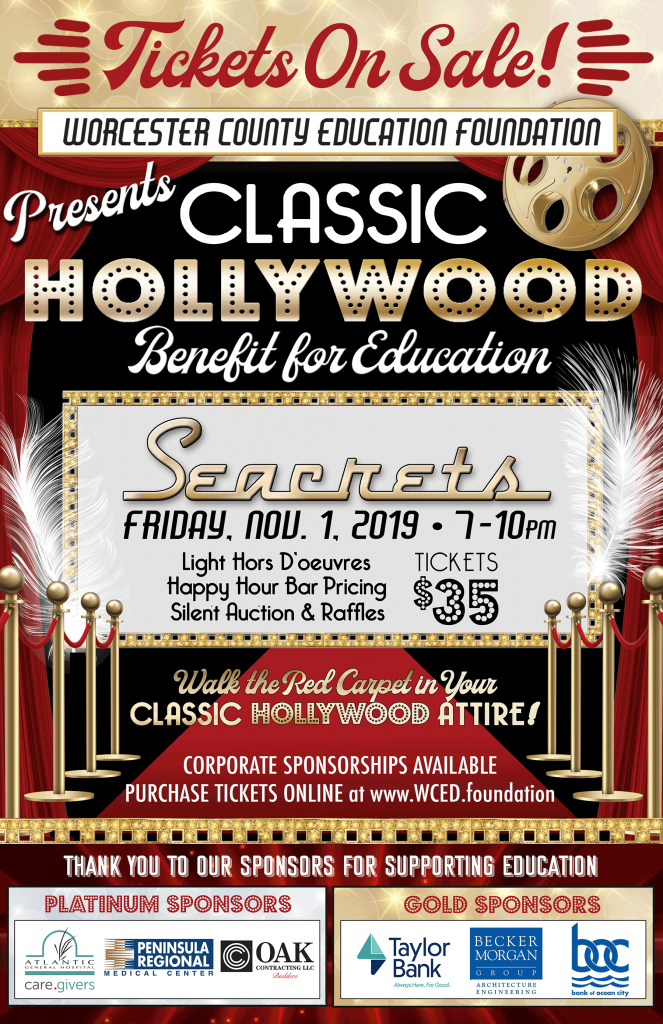 classic hollywood event