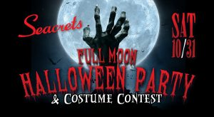 Full Moon Halloween Party & Costume Contest