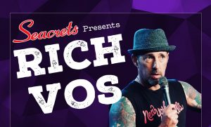 Comedy Night Rich Vos